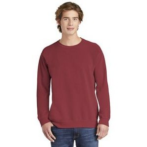 Comfort Colors® Men's Ring Spun Crewneck Sweatshirt