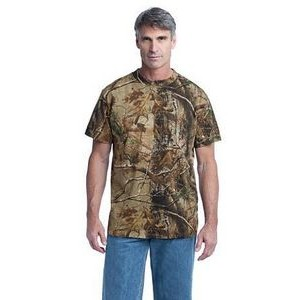 Russell Outdoors™ Men's RealTree® Explorer 100% Cotton T-Shirt