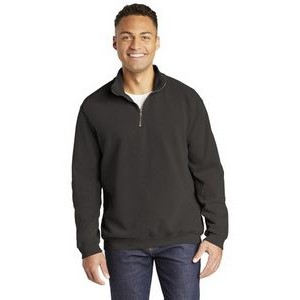 Comfort Colors® Men's Ring Spun 1/4-Zip Sweatshirt